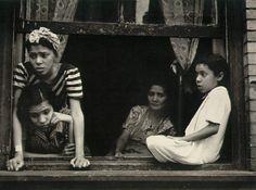 Helen Levitt New York c1942