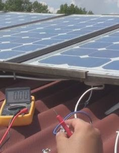 The most cost-effective way to take advantage of the power of the sun is to build solar panels on your own.