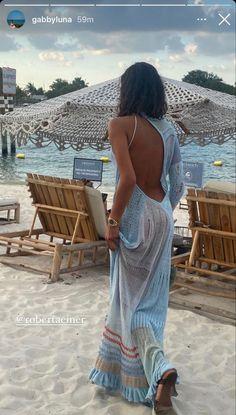 Ibiza Outfits, Summer Outfits, Cute Outfits, Fashion Outfits, Summer Goals, Summer Time, Vintage Bikini, European Summer, Summer Street