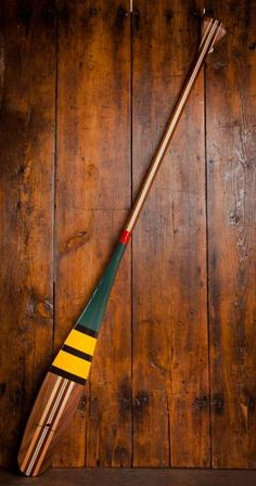 Uppa Creek Artisan Canoe Paddle   Sanborn Canoe Co.   Bourbon & Boots
