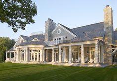 Wade Weissmann Architecture - Portfolio - Big Cedar Lake Shingle Style
