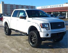 An F-150 with a few Mod's.  What can We Build for You Today?