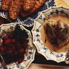 Mustard Herring Recipe (Sweden)