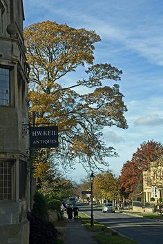 Antiques - Broadway, Cotswolds, England