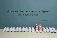 Stand out.:)