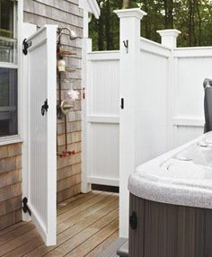 outdoor shower - Google Search