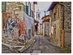 Cibiana di Cadore e i suoi murales | Flickr - Photo Sharing!