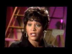 Whitney Houston Interview (Part 2)