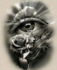 Commandez Diy full Diamond Painting Abstract Roses Eyes Cross Stitch Wall Sticker Rhinestone Embroidery Crafts sur Wish - Acheter en s'amusant Sanskrit Tattoo, Full Sleeve Tattoo Design, Full Sleeve Tattoos, Tribal Tattoos, Fake Tattoos, Tatoos, Chicano Tattoos, Filipino Tattoos, 5d Diamond Painting