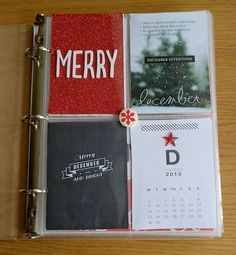 #DecDaily | LP Studio. Free printable journalling cards!