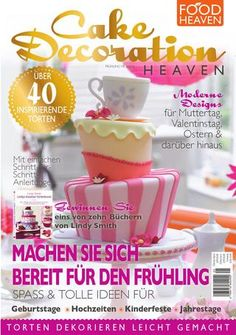 Cake Decorating Heaven Magazin - Probe