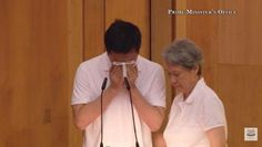 Lee Hsien Loong's son pays tribute to Lee Kuan Yew - Yahoo News Singapore