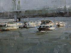 Tibor Nagy - On the River