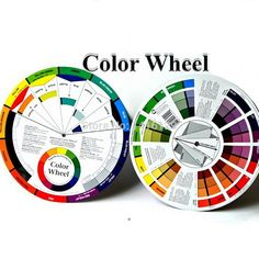 FreeShipping 10 sets Tattoo Permanent Makeup Accessories Color Wheel Micro Pigment Color Wheel Guide  #Affiliate