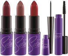 MAC Selena Quintanilla Fall 2015 Collection