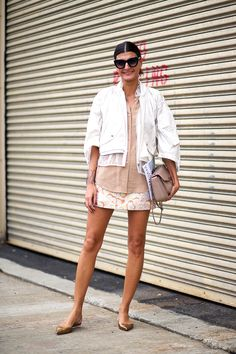 Girl on the Street: New York Fashion Week - Giovanna Battaglia