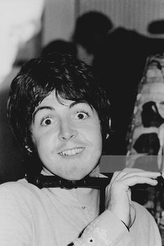 Paul McCartney during The Fool On The Hill recording sessions, 1967 (via @BeatlesSpain on Twitter)