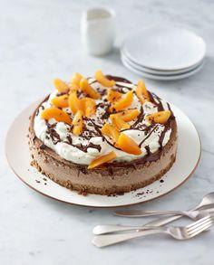 Schoko-Cheesecake  - [ESSEN UND TRINKEN]