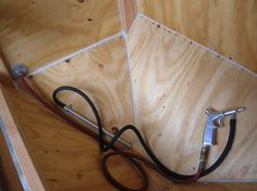 DIY, Homemade Media Blasting Cabinet - Custom Fighters - Custom Streetfighter Motorcycle Forum