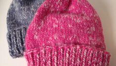 Pour garder la tête bien au chaud... des bonnets !