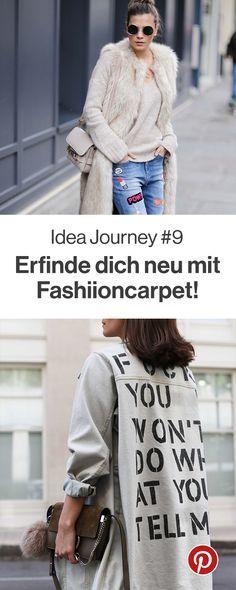 Key Wardrobe Pieces und die Trendteile der Saison -  Fashiioncarpet zeigt euch im September wie ihr euren Stil neu erfinden könnt.