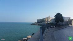 Lungomare  #Vieste #Gargano #Puglia #Italy #Italia #79thAvenue #EIlViaggioContinua #AlwaysOnTheRoad