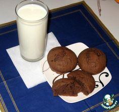 """Рецепт: Шоколадные маффины """"Нежность"""""""