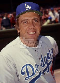 Rick Monday - Los Angeles Dodgers