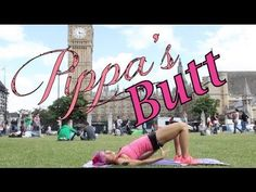 POP Pilates: Pippa's Butt Workout | Invade London - YouTube