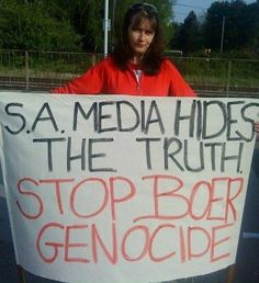 Orania visit exposes SA Media anti white racism, prejudice and proliferation of Afrikaner Genocide fueled by African Self Doubt