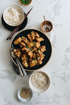 Crispy Sesame Chicken (without Deep Frying)