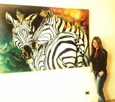 Saatchi Art, My Arts, Painting, Animals, Animales, Animaux, Painting Art, Paintings, Animal