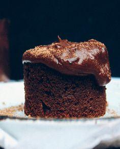 Chocolate Mudcake Alice Nicholls