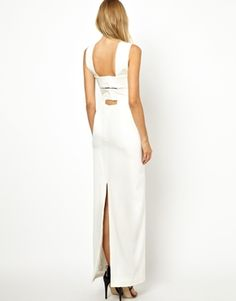 Image 2 ofSolace London Hurley Banded Maxi Dress