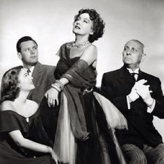SUNSET BOULEVARD ~ an iconic movie. Odd and somewhat dark, but fun in an old classic sort of way. Norma Desmond is played by an aging actress Gloria Swanson. Norma Desmond is an aging silent film star who has slowly gone mad in her secluded world - protected & sheltered by her servant & former director, Max (played by Otto Preminger)