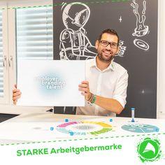"""Analysiere deine Arbeitgebermarke 🧐🔍 mit FALKEmedia & dem Spiel """"Employer Branding Talent"""" 🎲♟"""
