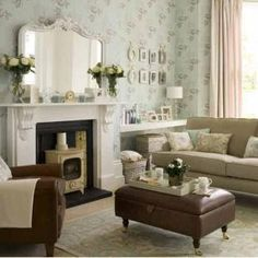 77 Best Vintage Living Room images | Lounges, Shabby Chic Decor ...