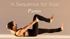 Relieve low back discomfort by creating a happily supple psoas muscle.