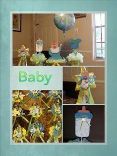 Baby shawer for boy