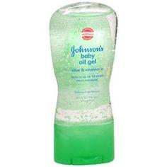 baby oil gel