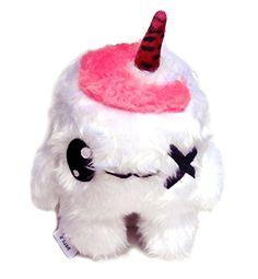 Kawaii Plush Unicorn Einhorn Monster weiss pink Handarbeit Unikat Fluse 123 http://www.amazon.de/dp/B00FPN7O4M/ref=cm_sw_r_pi_dp_lwUgub1H9W78S