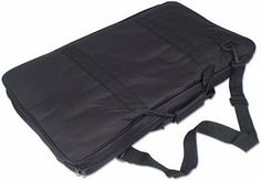Jumbo Chess Tournament Carrying Bag - Black