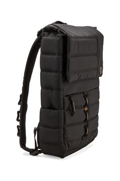 Focused Space The Slimline Backpack w/Padded Laptop Compartment in Black | REVOLVE