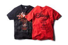 "Stussy 2014 Spring/Summer ""Skulls Tee"" Collection"
