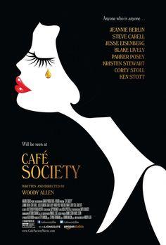 Cafe Society Teaser Poster