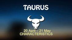 Taurus Horoscope Characteristics