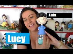 Aula Lucy - 25cm -  Massas para Biscuit Raquel Fontinele - YouTube