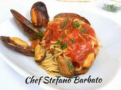 https://youtu.be/D232iEFLF6M #espaguetis con #salsa de #Mejillones. Aquí la receta #disfruten de este rico #plato #bye
