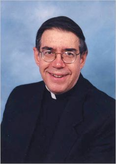 Paulist Fr. Lawrence Boadt (1942-2010).  Fr. Larry was a scripture scholar, author and seminary professor who served as president of Paulist Press.