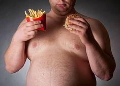 La comida chatarra mata las bacterias que te mantienen delgado